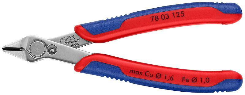 Electronic Super Knips® KNIPEX 78 03 125