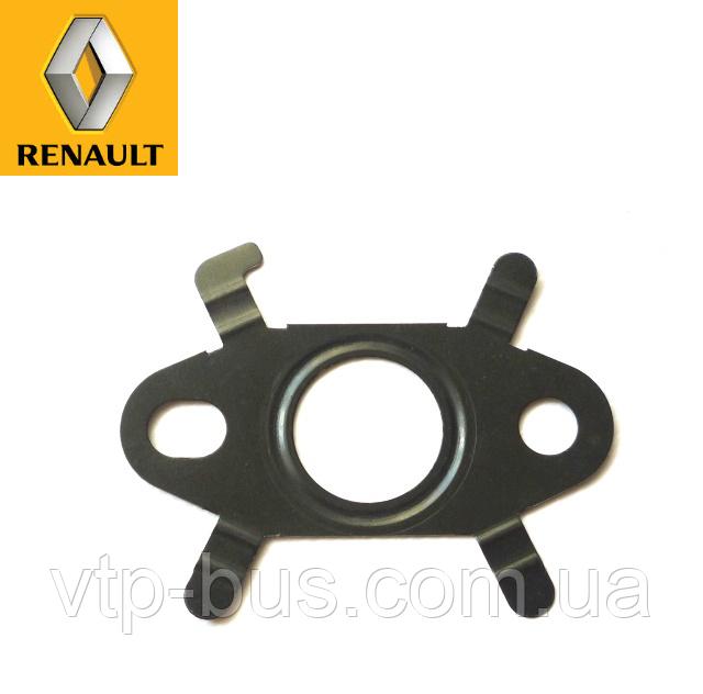 Прокладка масляной трубки турбины Renault Trafic 2.5dCi (146 л.с.) (2006-2014) Renault (оригинал) 7701048678