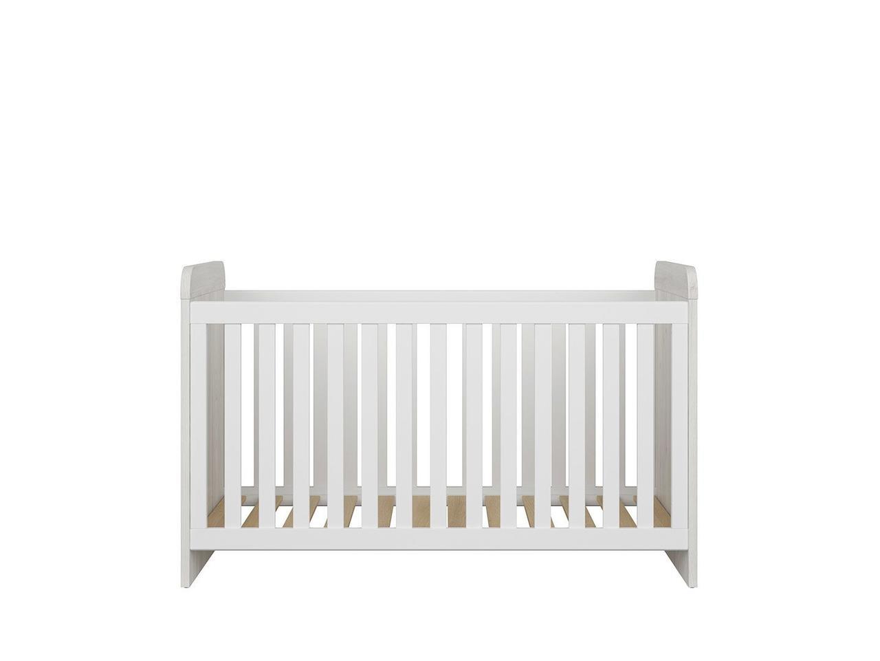 Кроватка детская LUCA BABY LOZ/140X70 (BRW)