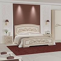 Кровать деревянная двуспальная Анабель