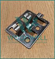 Скрытый крепеж Краб - Кляммер для террасной и фасадной доски - Экспортный вариант