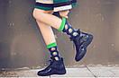 Круті шкарпетки з яскравим принтом носки с едой, фото 4