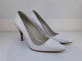 Туфлі Etor 3173 білі