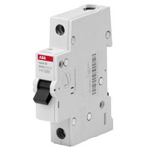 Автоматичний вимикач ABB Basic M BMS411B63 1P 63A B