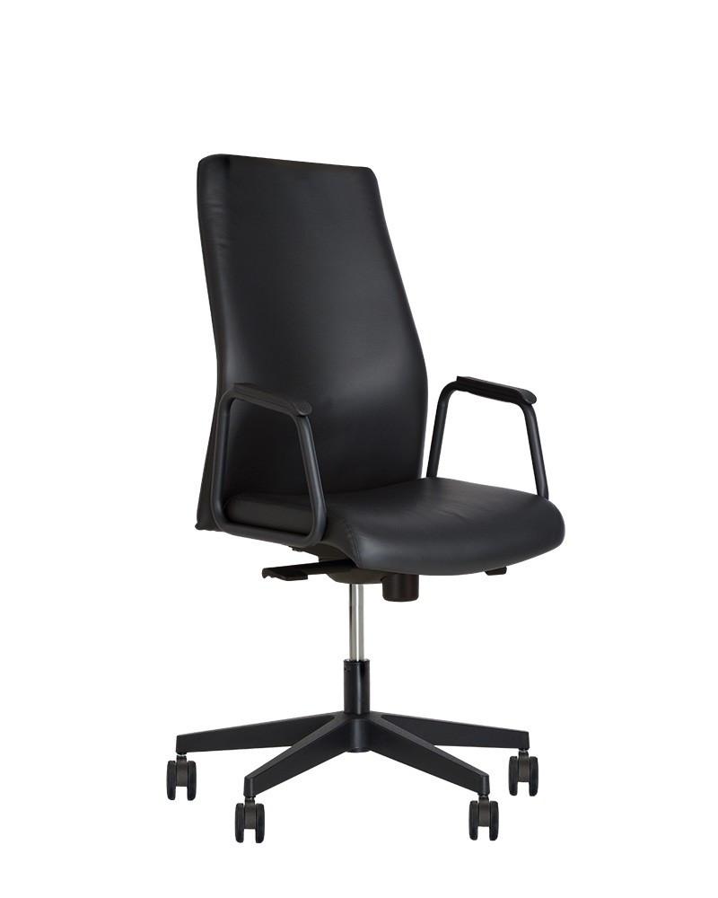 Кресло руководителя SOLO (Соло) black SFB PL70