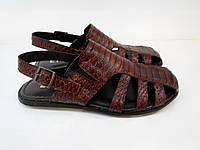 Сандалії Etor 561-3715 коричневий, фото 1