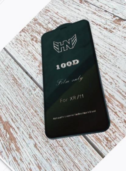 Защитное стекло 100D для Xiaomi Redmi Note 9