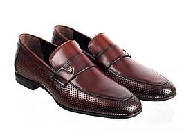 Туфлі Etor 15661-10010-1 коричневі