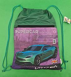 Рюкзак TM Profiplan Supercar green series (1 шт)