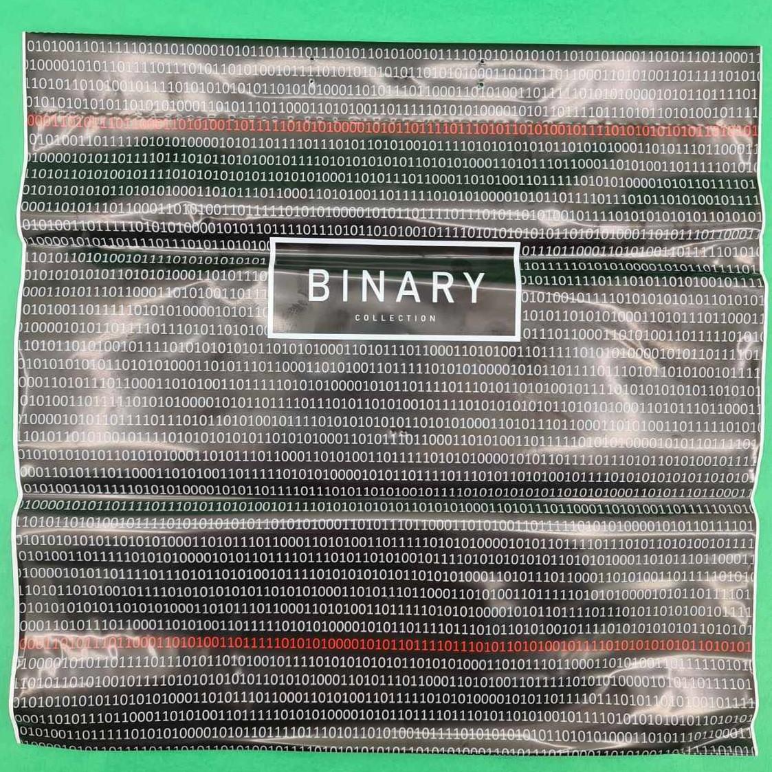 """П/е пакет- *пластик б """"Бинари""""783 (10 шт)"""