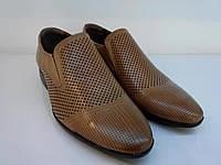 Туфлі Etor 12634-90 рудий, фото 1