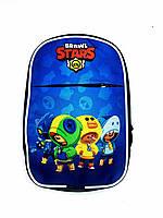 Слим-боди детский рюкзак 4 Леона Бравл Старс