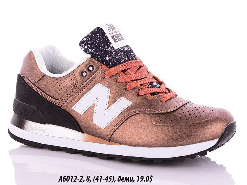 Мужские кроссовки от New Balance оптом (41-45)