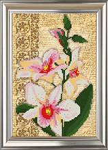 ДС-544 Орхидея. Винтаж 3. Схема для вышивки бисером
