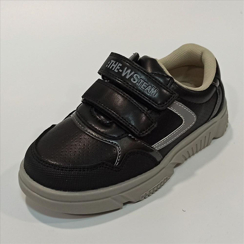 Кросівки на хлопчика, Казка R5351 BK розміри: 27-31