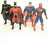 Супергерои ассорти 15 см