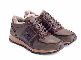 Кросівки Etor 8851-144-627 хакі