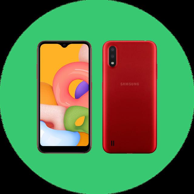 Samsung Galaxy A01 (2020)