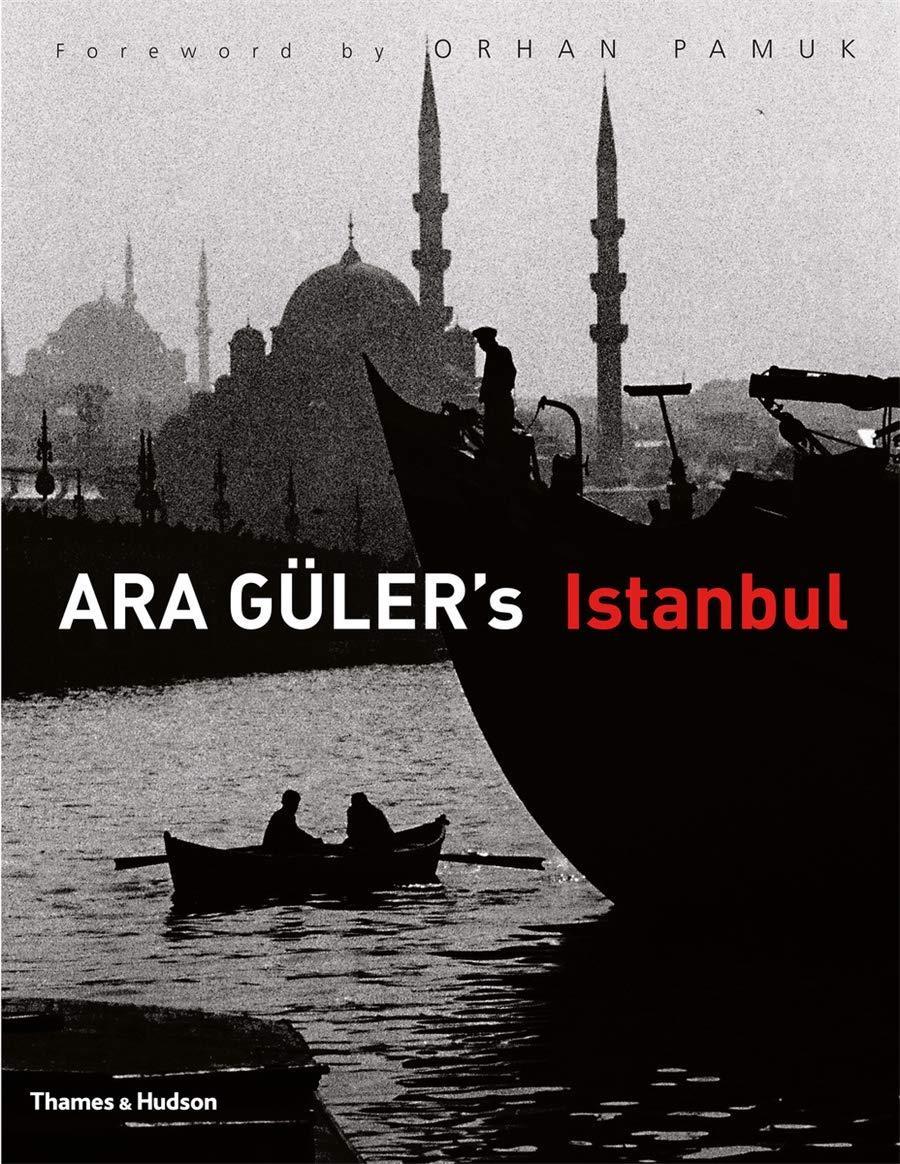 Книга Ara Guler's: Istanbul