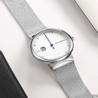 Часы мужские Mini Focus MF0182G.01 Silver-White /разные цвета/ AB-1095-0109 Серебро