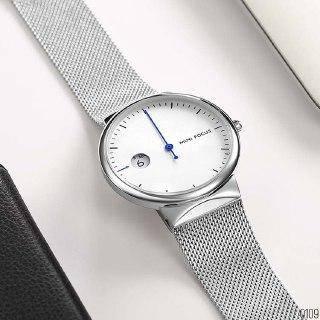Часы мужские Mini Focus MF0182G.01 Silver-White /разные цвета/ AB-1095-0109 Серебро, фото 2