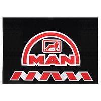 Брызговики для грузовых машин 330х470мм (MAN) 2шт (99455)