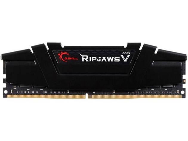Модуль памяти DDR4 32GB/3200 G.Skill Ripjaws V (F4-3200C16S-32GVK), фото 2