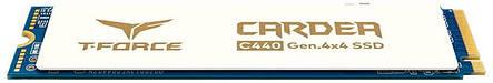 Накопитель SSD 2TB Team Cardea Ceramic C440 M.2 2280 PCIe NVMe 4.0 x4 3D TLC (TM8FPA002T0C410), фото 2