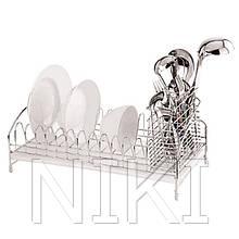 Сушка для посуды (42 * 19 * 21.5см) MH-0851 (18шт)