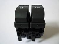 Переключатель стеклоподъёмника, 2 кнопки на Renault Trafic 2001... Renault (оригинал), 8200057319