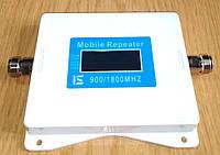 Дводіапазонний репітер підсилювач KD-1565-GD DCS 1800/4G LTE 1800 + GSM 900 МГц, 200-300 кв. м.
