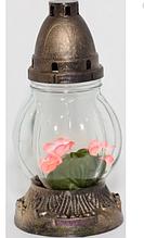 Лампадка цветок 24 ч. 15шт / ящ (арт. 350-351)