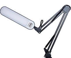Настольная светодиодная лампа ЕВРОСВЕТ Ridy-09 9Вт черная
