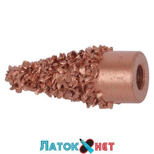 Шероховальный конус 50х25 мм зернистость 16 ед S2010 Tech