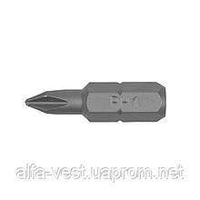 """Набор бит PН1×25мм 1/4"""" 25шт S2 (пласт кейс) ULTRA (4010102)"""