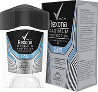 Rexona Men Maximum Protection антиперспірант-крем Чистий аромат, 45 мл