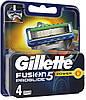 Gillette Fusion ProGlide Power картриджі для гоління, 4 шт.