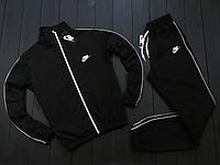 Мужской спортивный костюм найк/Nike без капюшона осенний/весенний, реплика, фото 1