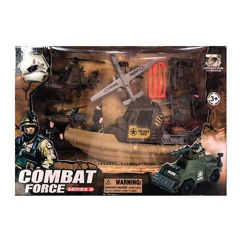 """Игровой военный набор """"Combat"""" C3109-18"""