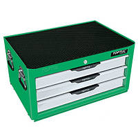 Ящик с инструментом TOPTUL для СТО (Pro-Line) 3 секции 157 ед. GCAZ0011