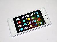 Телефон Samsung MG6 Белый - 2Sim + 4Ядра + 8Mpx + GPS + IPS + 3G , фото 1
