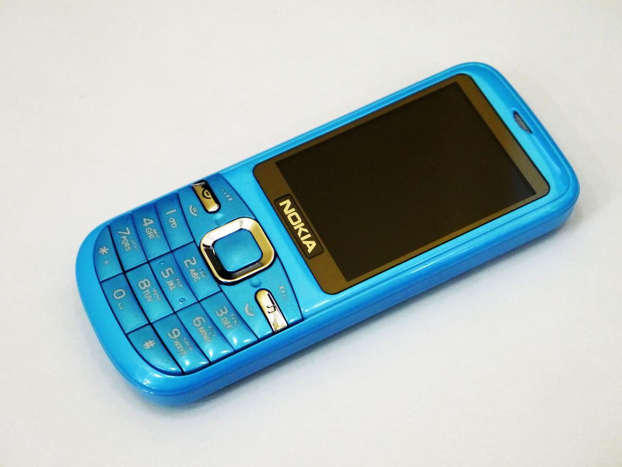 """Телефон Nokia 5160 Синий - 2SIM - 2,2""""+TV+ВТ+Камерa+FM"""