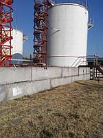 Вопросы по Генеральному плану при строительстве резервуарного парка для хранения растительного масла в объеме
