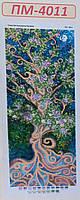 Схема для вышивания бисером панно ''Волшебное дерево'' А2 42x59см