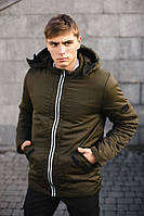 Демисезонная куртка Intruder 'Spart' Хаки, фото 1