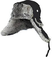 Зимняя шапка-ушанка из натурального меха Norfin Ardent