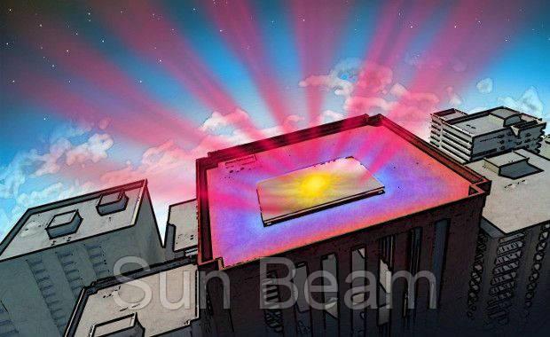 Нагревание космоса поможет работе солнечных батарей
