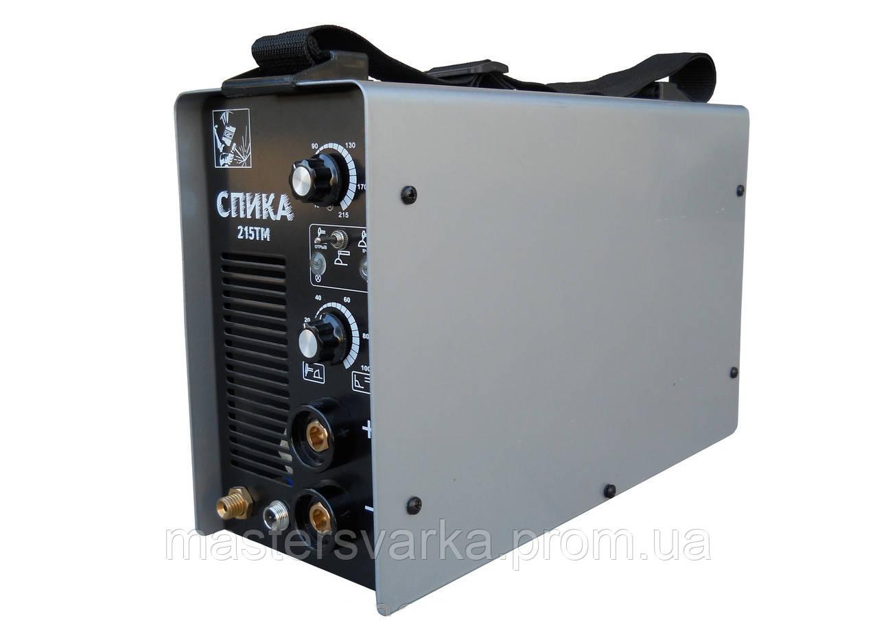 Сварочный аппарат для аргонодуговой сварки СПИКА 215 ТМ, фото 1