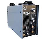 Сварочный аппарат для аргонодуговой сварки СПИКА 215 ТМ, фото 2