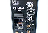 Сварочный аппарат для аргонодуговой сварки СПИКА 215 ТМ, фото 3